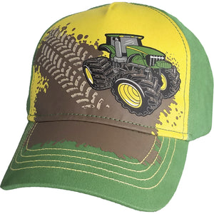 Dirt track ball cap for kids.