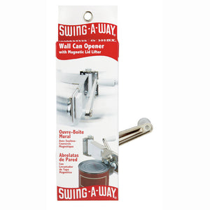 Swing Away Wall Mounted Can Opener 609-21