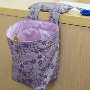 Portable Sewing Office Trash basket.