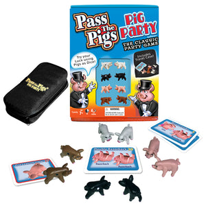 Winning Moves Games Pass the Pigs Party Edition 1149