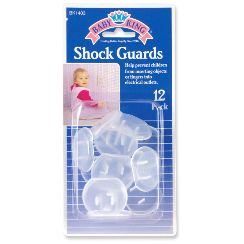 Baby King Shock Guards