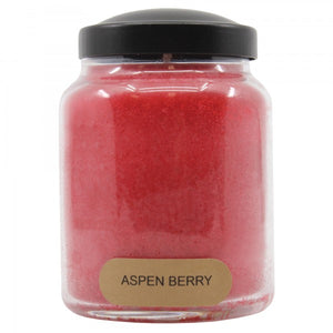 Berry candle