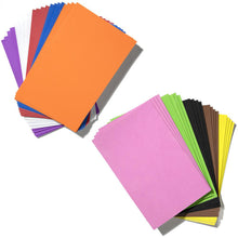 40 assorted foam sheet
