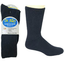 Dr. Allay Navy Diabetic Socks