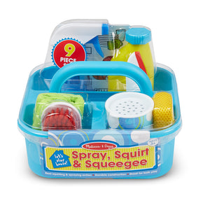 Melissa and Doug toy cleaning set