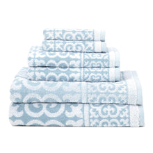 Surf Arabesque Hotel Towels