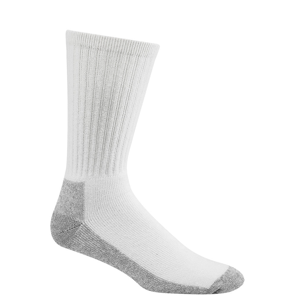 Wigwam White Work Sock.