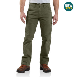ARG Men's Washed Twill Work Pants B324