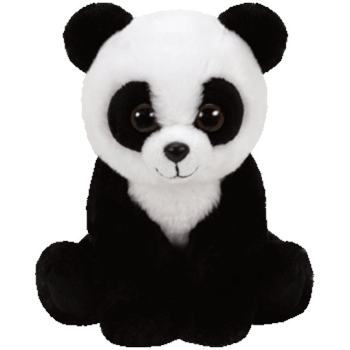 Bamboo Stuffed Panda Bear