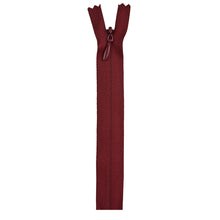 Barberry red zipper