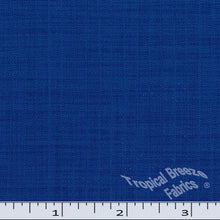 Royal Blue Klara 100% polyester fabric