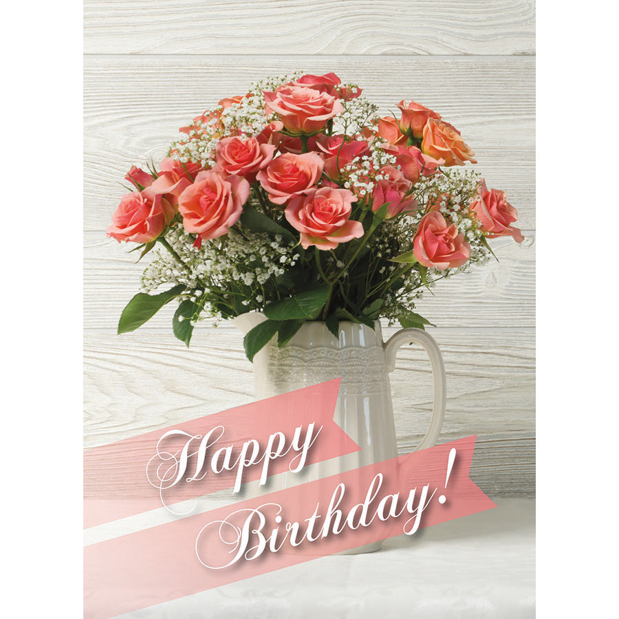 Birthday Cards With Roses