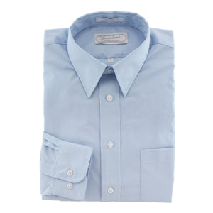Dress Shirt light blue Weaverland Collection.