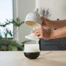 Airome Botanical essential oil diffuser.