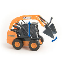 Case skidloader toy