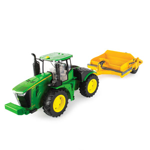 Big Farm John Deere Tractor toy