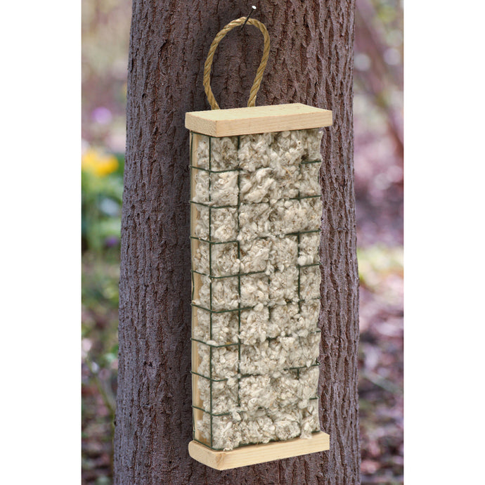 Bird nester box on tree