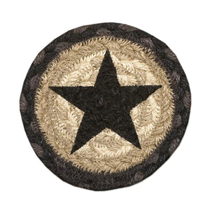 Black Star Coaster