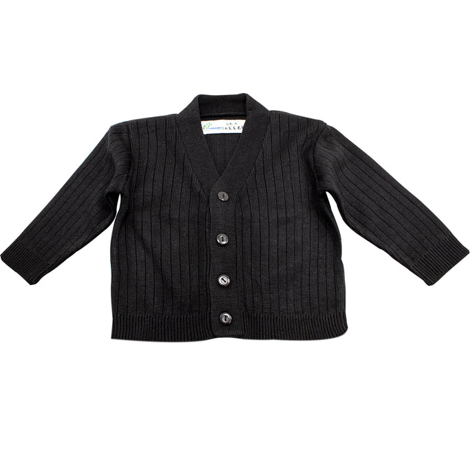 Black sweater for boys