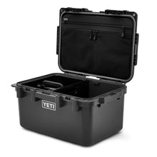 Black YETI gobox