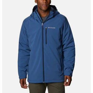 Night tide blue Columbia coat