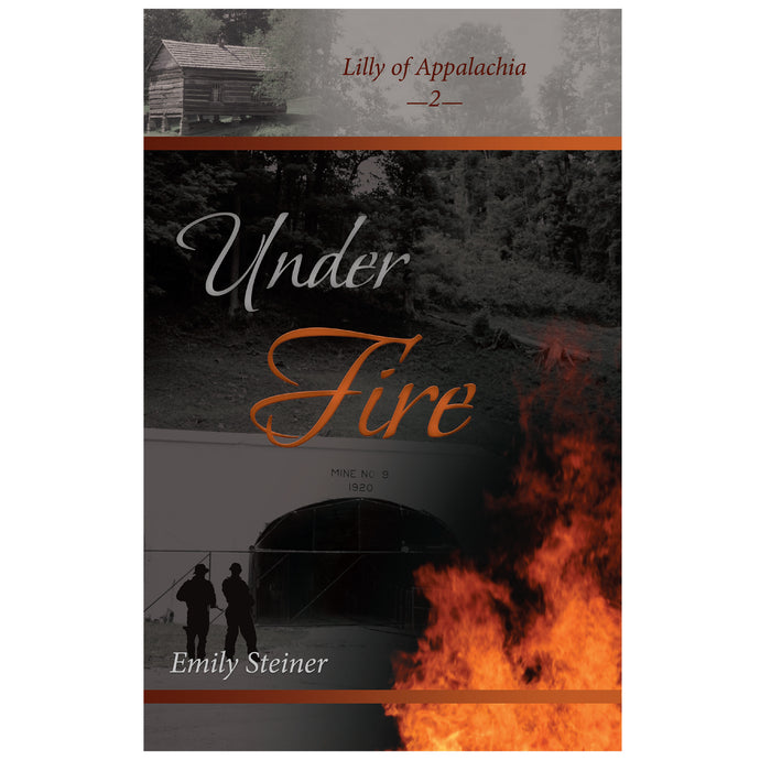 Under the Fire book front cover