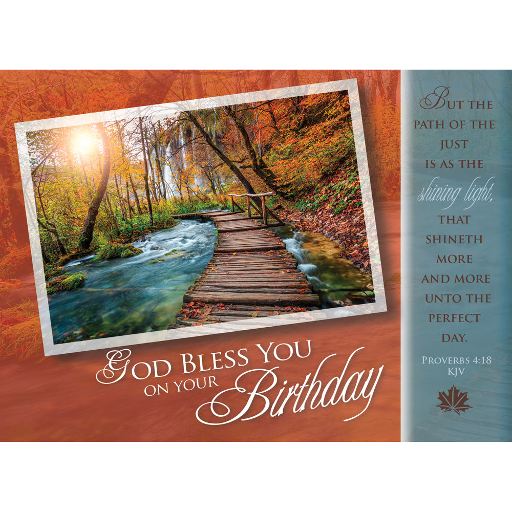 Family Treasures Boxed Cards Birthday Pathways KJV