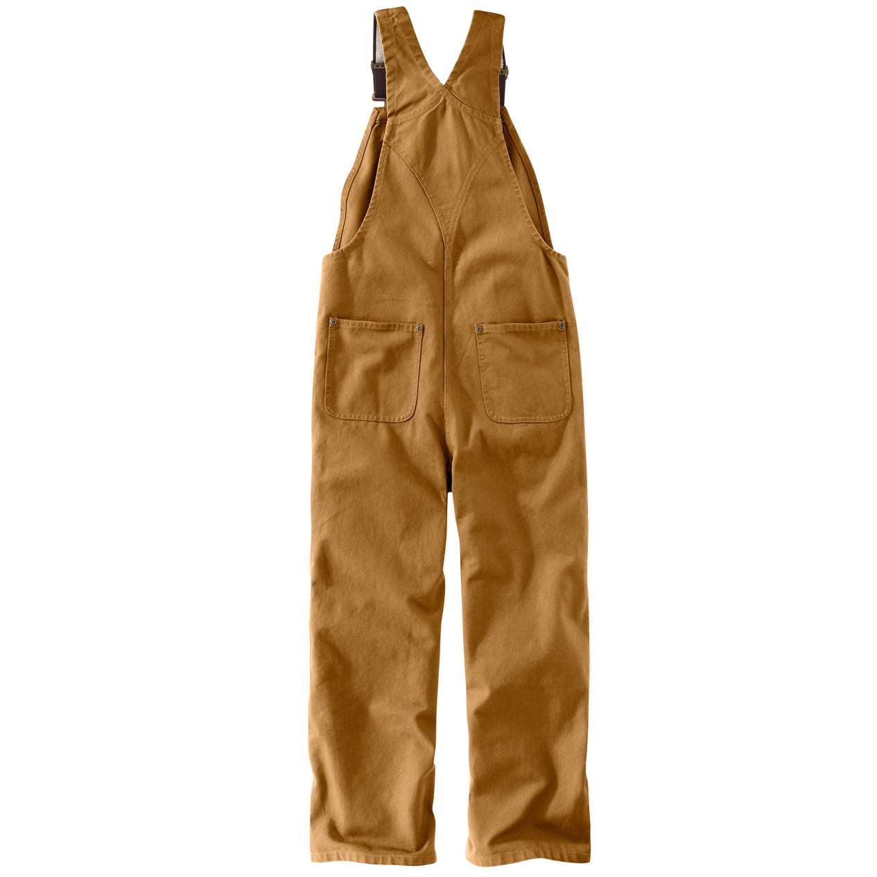 Carhartt Boys' Bib Overalls Washed Duck Canvas CM8601 – Good's Store Online