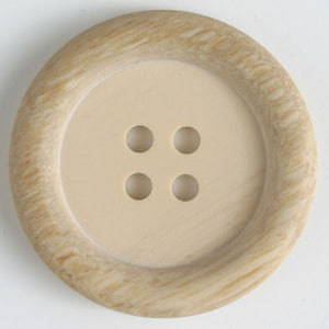Wood Grain Buttons 2 Pack