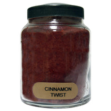Cinnamon Twist candle.