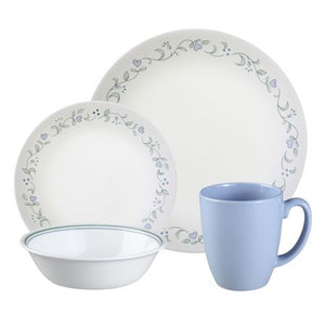 Corelle Country Cottage Livingware Set 16pc 6022006
