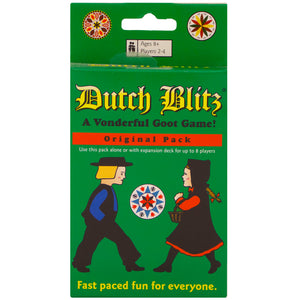A box of Dutch Blitz.
