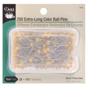Dritz Fine Sharp Pins S-112