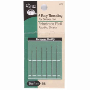 Dritz EZ Thread Hand Needles S-672