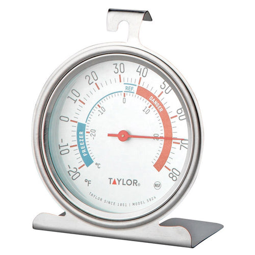 Taylor Freezer or Refrigerator Thermometer 5924