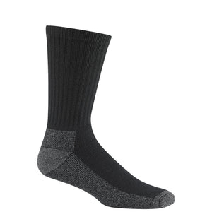 Wigwam work sock black.