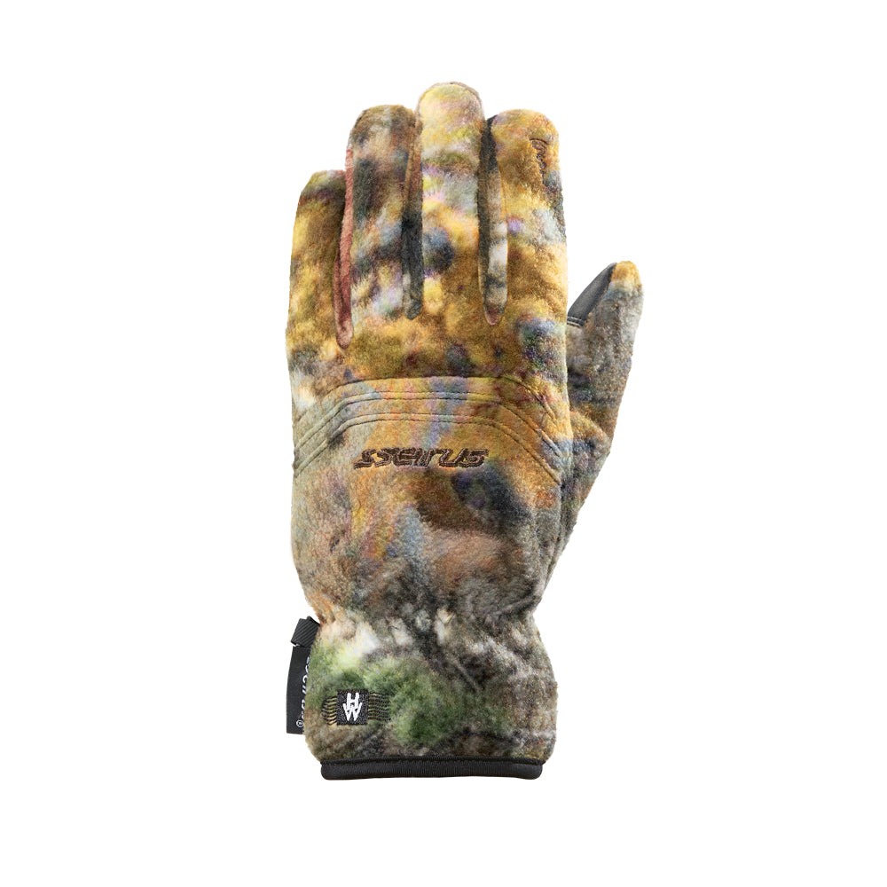 Seirus camo fleece hunting gloves