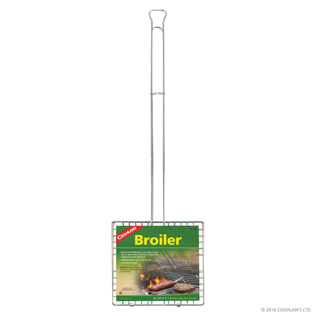 Coghlans campfire broiler