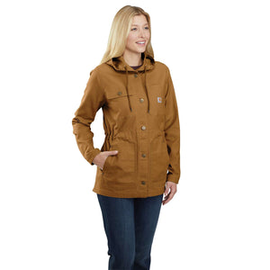 Carhartt brown jacket