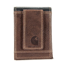 Carhartt leather wallet