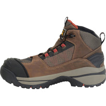 Carolina Men's 5 inch EXT Hiker boots instep view