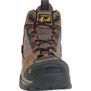 Carolina Men's 5 inch EXT Hiker boots toe view