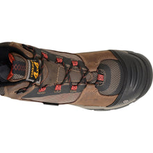 Carolina Men's 5 inch EXT Hiker boots top view