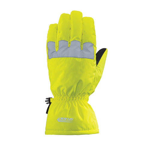 Mens hi vis gloves