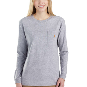 Carhartt womens long sleeved t shirt.
