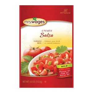Mrs. Wages Mild Salsa Mix