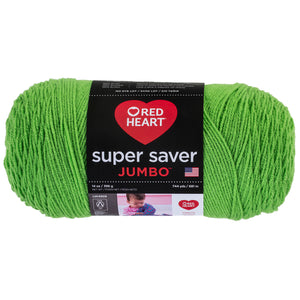 Spring Green 14 oz yarn.