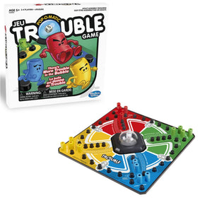 Trouble Board Game A5064