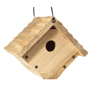 Audubon cedar bird house
