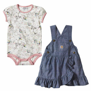 Carhartt jumper set for girls